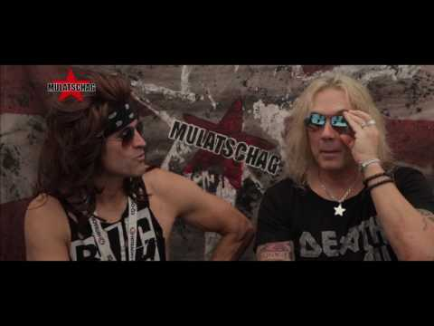 STEEL PANTHER tell the TRUTH