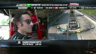 IndyCar 2013: Round 16 Baltimore [Full]