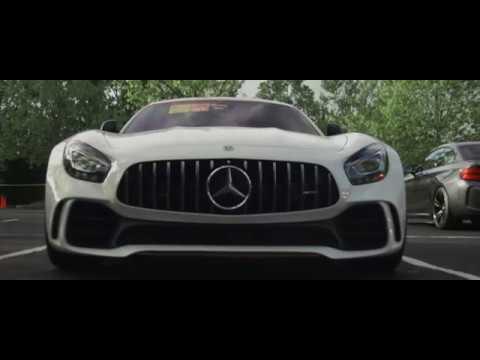 2018 AMG GTR - Exotic Car Show at the Charleston Battery - BMW M3 & M4, 89' Porsche 911, STI, R8