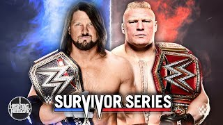 """2017: WWE Survivor Series Official Theme Song - """"Greatest Show on Earth"""" ᴴᴰ thumbnail"""