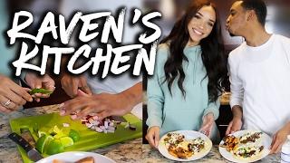 Raven's Kitchen | Cooking Tacos ft. Ogden! thumbnail