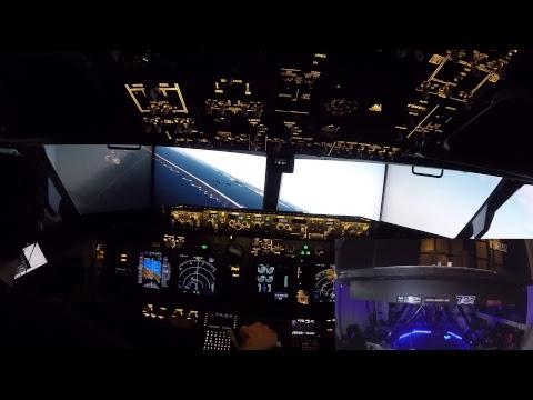 Sao Paulo to Rio Shuttle (Level D 738 sim)