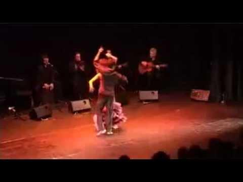 Talent UK Spanish Flamenco Dancers