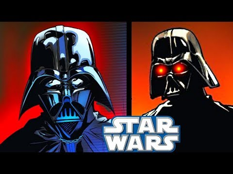 The Moment Darth Vader Saw a MONSTER!!  Star Wars Comics Explained