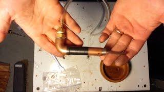 Build a pneumatic metal engraver for cheap