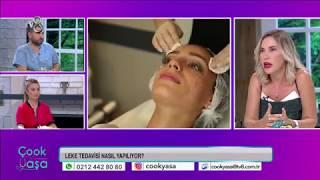 Dr. Aslı Eralp Tv8 Çook Yaşa Programı - Lazerle Cilt Tedavileri