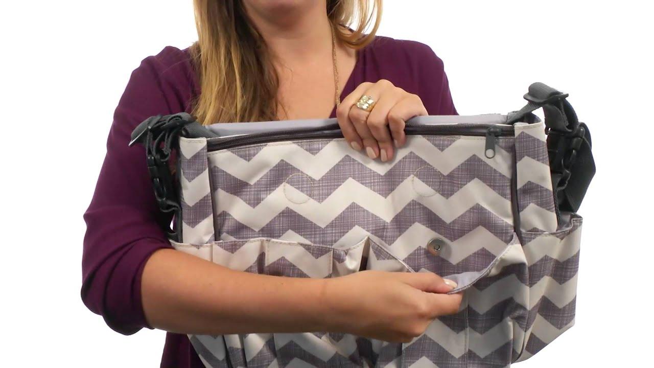Skip Hop Dash Messenger Diaper Bag Sku 8398821