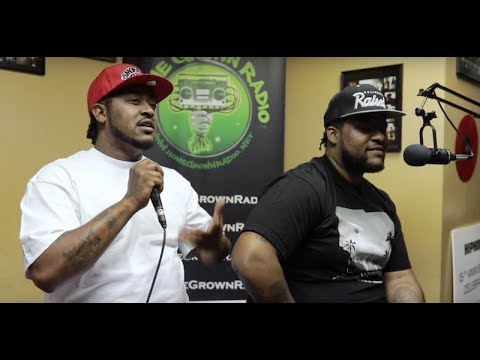 YOUNG GIANTZ Talk Rompers For Men, Deal With Priority Records & New Album '2000 NINETIEZ'
