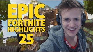 Ninja - Fortnite Battle Royale Highlights #25