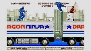 Bad Dudes Vs. Dragon Ninja (Atari ST)