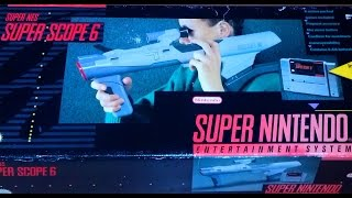 Super Scope 6 (SNES) James & Mike Mondays