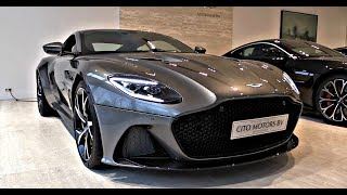 ASTON MARTIN DBS Superleggera 2019 NEW FULL REVIEW Interior Exterior