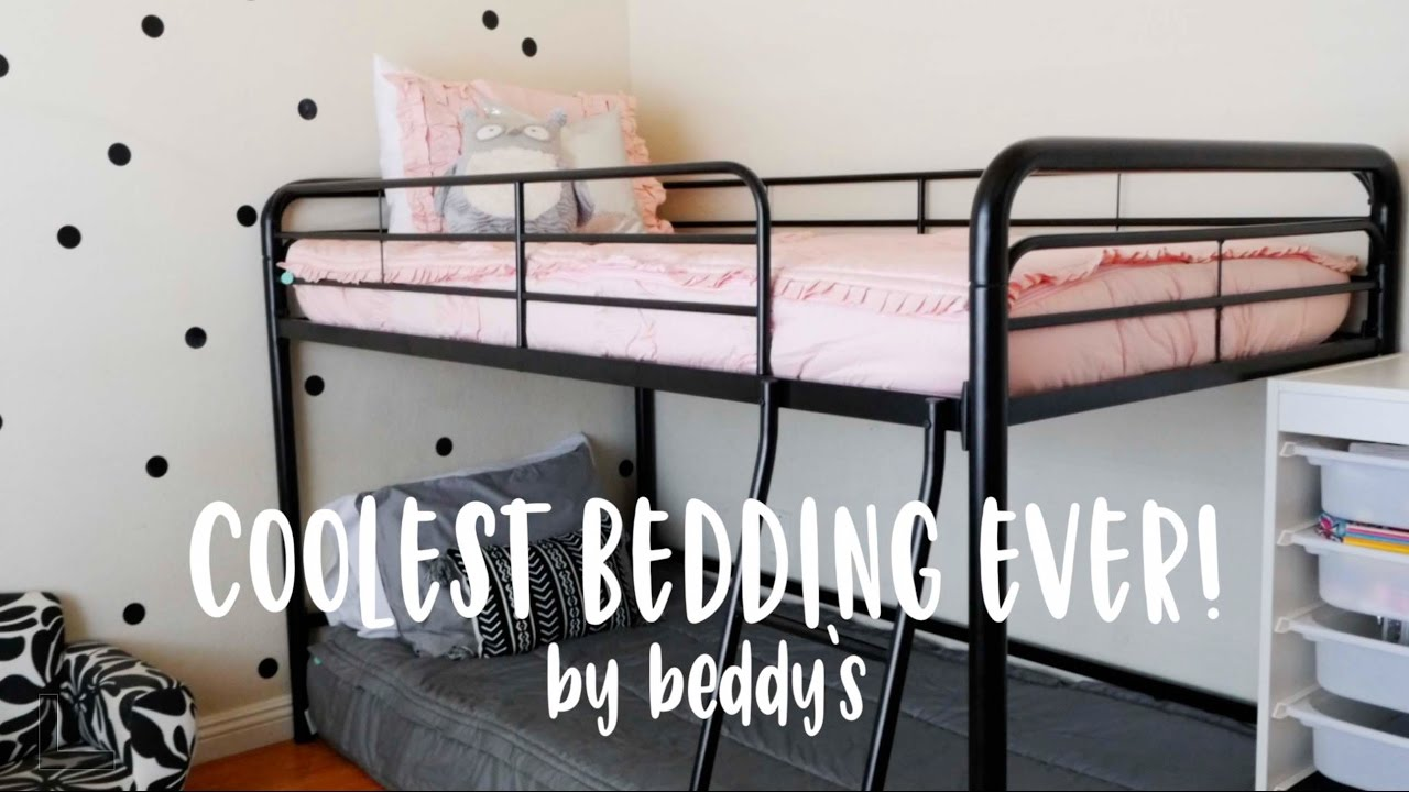 beddy's beds : the coolest bedding ever! - youtube