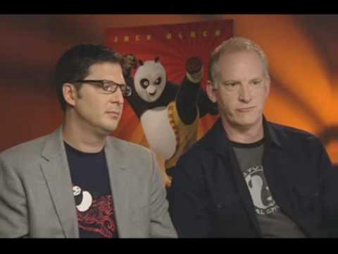 Directors Mark Osborne & John Stevenson Talk 'Kung Fu Panda'