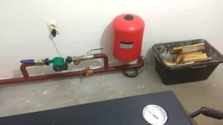 як налаштувати розширювальний бак не знімаючи і не зливаючи води з системи опалення.