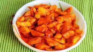 aam ka aachar   aam ka hing wala aachar   mango pickel with aesophotida   आम क ह ग व ल अच र