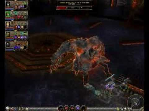 Dungeon Siege 2 Broken World Final Battle