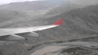 B-6517 Sichuan Airlines take off from Lhasa Gongga Airport