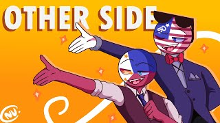 Download lagu The Other Side - COUNTRYHUMANS PMV [ CHMV ] ( Glitching Effects ) America & Philippines