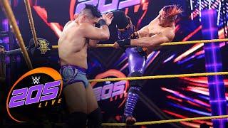 Jake Atlas vs. Ari Sterling: WWE 205 Live, July 23, 2021