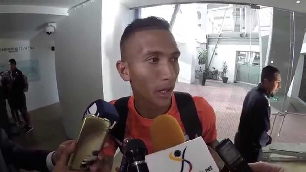 Reacciones Francisco Meza Independiente Santa Fe 0