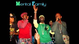 MERITAL FAMILY - NOBODY KNOWS (COOL OUT RIDDIM) GOOD GOOD RECORDS - JAN 2012