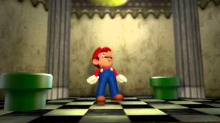 Repeat youtube video Luigi's Balled 3D Fast