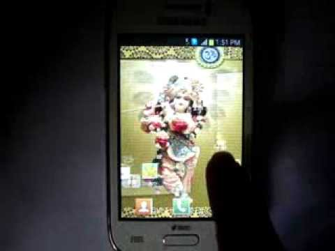 Krishna Temple  Touch Wallpaper   WD