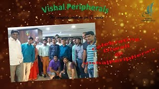 Vishal Peripherals Diwali celebration ll Diwali wishes ll diwali decoration ll