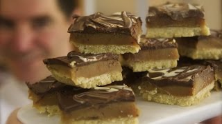Millionaire Shortbread: the BEST caramel & chocolate treat ever!