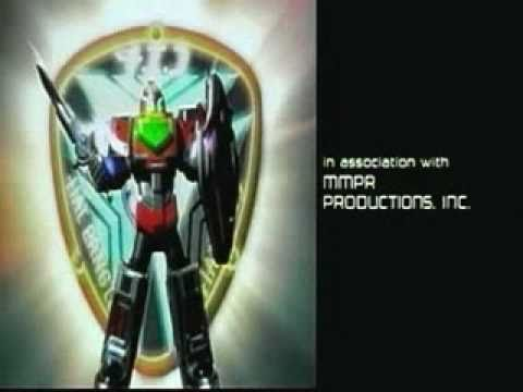 09 - Power Rangers Time Force (End Credits).avi
