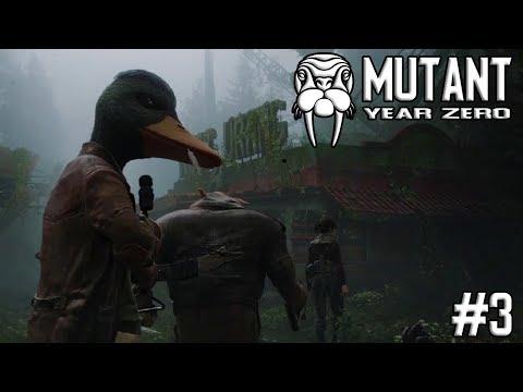 ☢️ Mutant Year Zero: Road To Eden ► Прохождение #3 ► Захват Парома ☢️