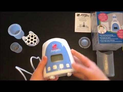 TEG Little Angels 3 in 1 Multifunction Breastmilk & Bottle Warmer Review
