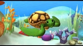 Sea Turtles, Alex educational cartoon - Discover the ocean with cartoons