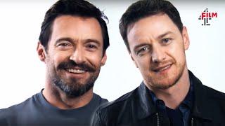 Hugh Jackman & James McAvoy on X-Men: Days Of Future Past