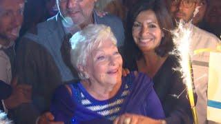 Line Renaud fête ses 90 ans parmi tous ses amis