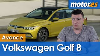 Volkswagen Golf 8 | Avance nueva generación