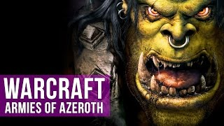 Скачать WarCraft Armies Of Azeroth Orc Gameplay