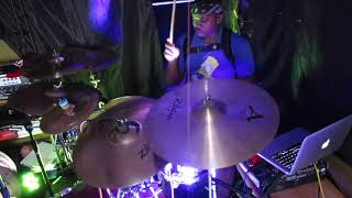 ||Chris Brown||Undecided|| (Live Arrangment) ||DRUM COVER||