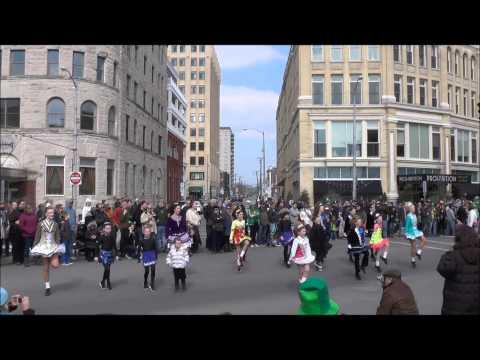 Asbury Park St. Patrick's Day Parade 2015