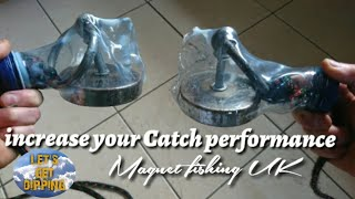 Magnet fishing. increase your finds when out magnet fishing in canal's and rivers