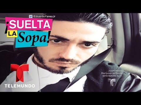 El hijo de Eduardo Yáñez arremetió en contra su padre | Suelta La Sopa | Entretenimiento