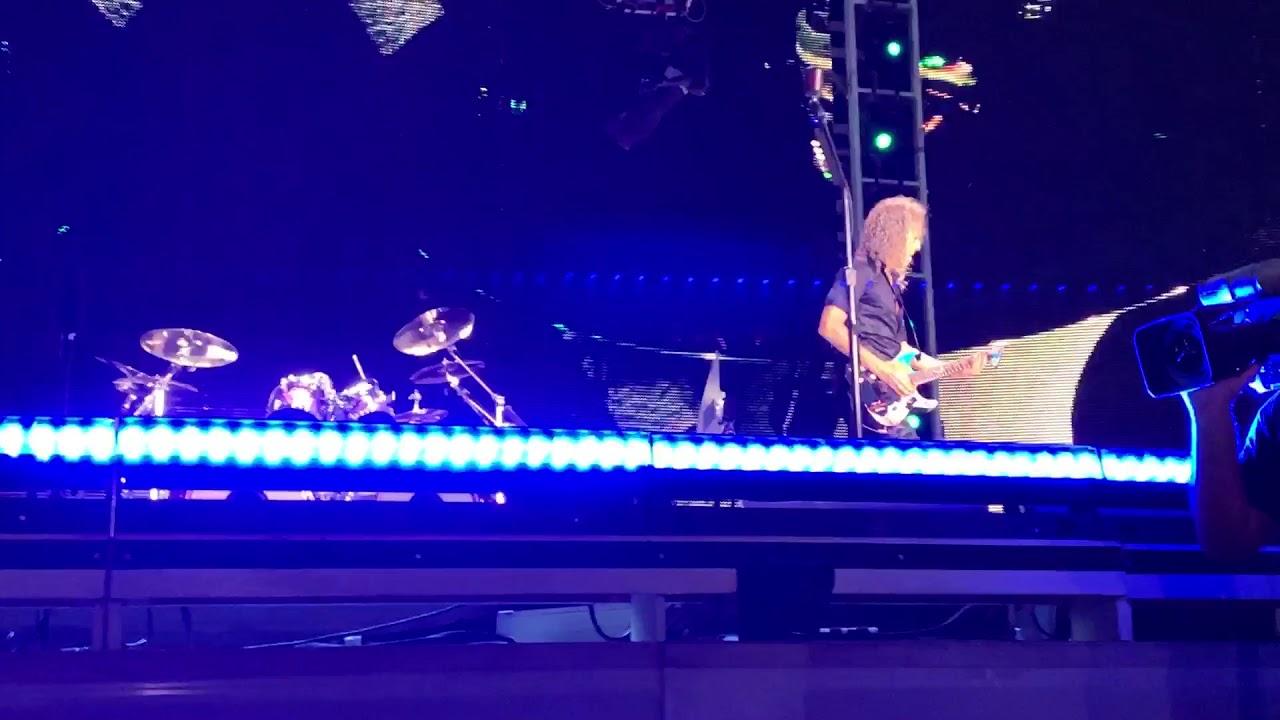 Metallica Mannheim, Maimarkt Mannheim, 25. August