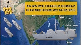 Why Navy Day is Celebrated on December 4 ?  #OpsTrident #Documentary