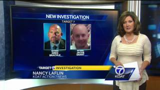 Detective nearly killed forgives officer who shot him