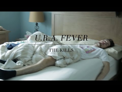 U.R.A. Fever - The Kills (Music Video)