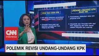 Mengulas Revisi Undang-Undang KPK