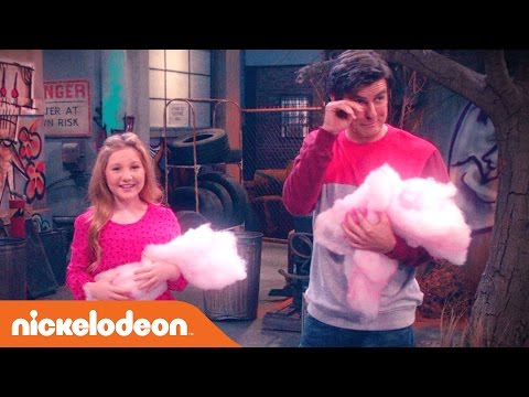'Cotton Candy is So Dandy' Henry Danger Ballet ft. Cooper Barnes & Ella Anderson | Nick