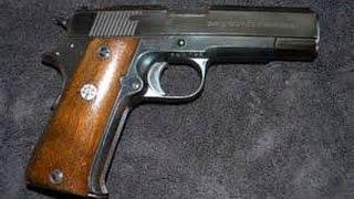 llama 9mm 1911 disamemble reassemble