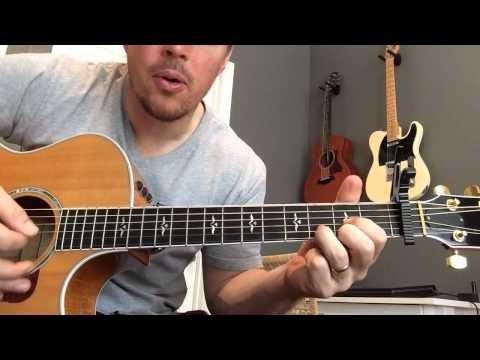 Love Me Like You Mean It - Kelsea Ballerini (Beginner Guitar Lesson)